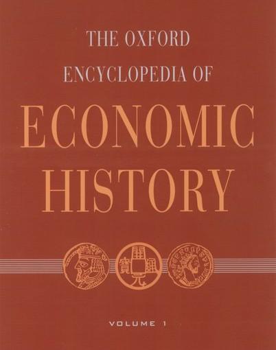 Oxford Encyclopedia of Economic History