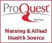 Nursing & Allied Health Database