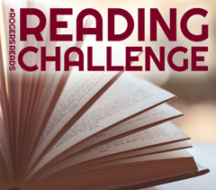 #RogersReads Reading Challenge