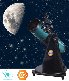 Check Out a Telescope