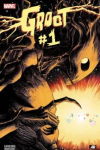 Guardians of the Galaxy. Groot #1