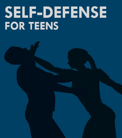 Teen Self-Defense Course