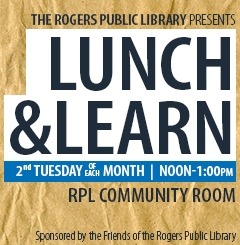 Second Tuesday Lunch & Learn