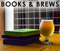 Rogers Public Library Toasts Books and Brews Book Club