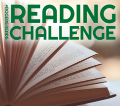 #RogersReads Reading Challenge 2019