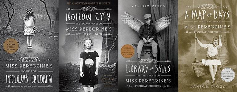 Miss Peregrine's Peculiar Children series