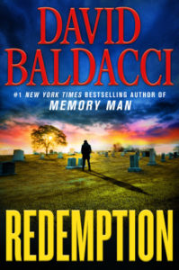 Book Cover Redemption by David Baldacci