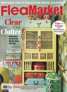 Magazine cover for Flea Market Decor