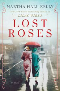 Book Cover Lost Roses by Martha Hall Kelly