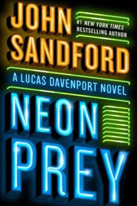 Book Cover Neon Prey by John Sandford
