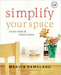 Book Cover for Simplify your Space