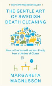 Book Cover for The Gentle Art of Swedish Death Cleaning