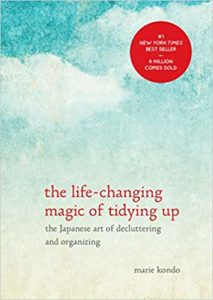 Book Cover for The Life-Changing Magic of Tidying Up