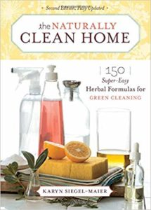 Book Cover for The Naturally Clean Home