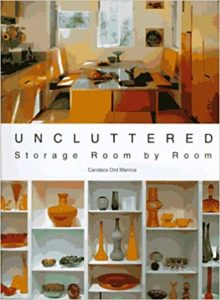 Book Cover for Uncluttered: Storage Room by Room