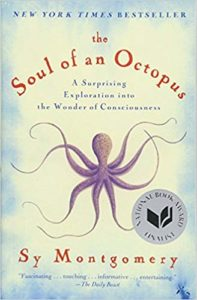 Book Cover for Soul of an Octopus by Sy Montgomery