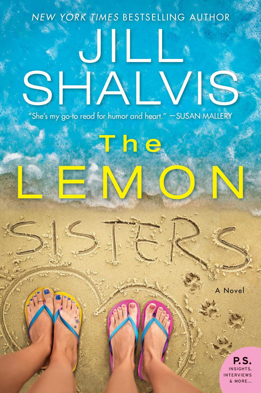 Book cover for The Lemon Sisters by Jill Shalvis