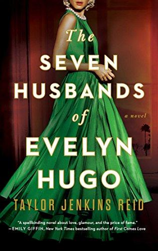 Book cover for The Seven Husbands of Evelyn Hugo by Taylor Jenkins Reid