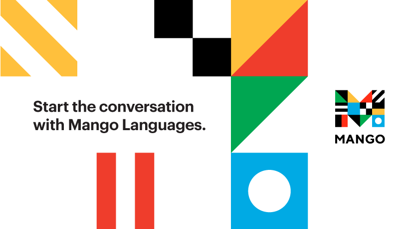 Start the conversation with Mango Languages