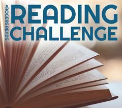 #RogersReads 2020 Reading Challenge