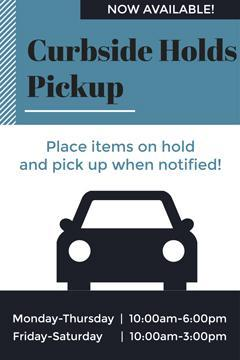 Curbside Holds Pickup
