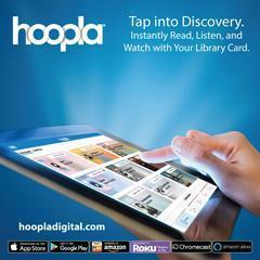Now offering: hoopla