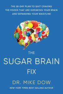 The sugar brain fix by Dr. Mike Dow
