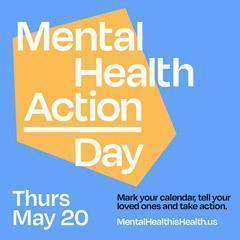Mental Health Awareness Action Day